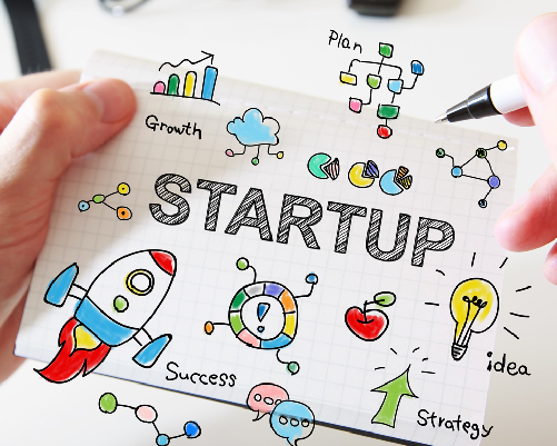 STARTUPS - DERECHO - MANAGEMENT Y FINANCIAMIENTO